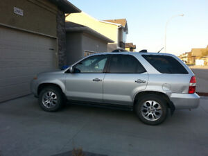 2003 Acura MDX w/Navigation System