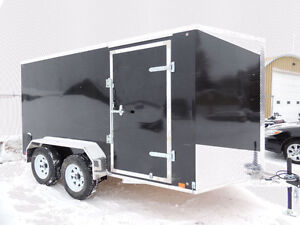 Enclosed all aluminium trailers.   Factory direct pricing
