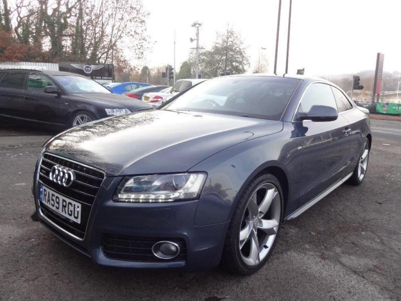 2009 audi a5 3 0 tdi s line special edition tiptronic quattro 2dr in sheffield south. Black Bedroom Furniture Sets. Home Design Ideas