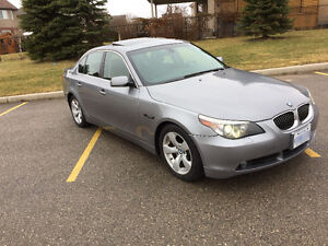 2007 BMW 5-Series 525i Sedan Clean Great condition