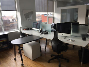 Shared office for rent at Richmond/Spadina