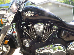 Kawasaki vulcan vn 2000  cc`s   what s out there for trades????