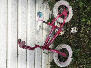 "Girls 12"" Supercycle bike"