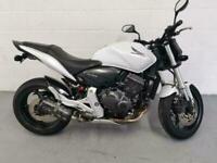 2014 Honda CB600F Hornet CB600F Hornet Petrol white Manual