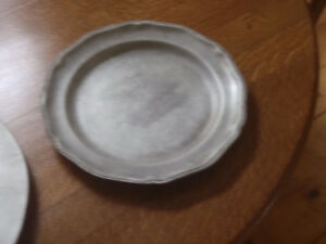 Metal plate excellent condition