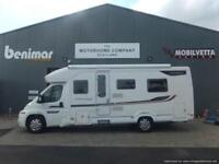 Autocruise Oakmount Four berth motorhome for sale island bed