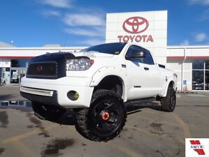 "2009 Toyota Tundra 6"" LIFT CUSTOM TIRES AND RIMS LEATER HEATED S"
