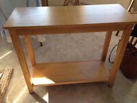 John Lewis sideboard / side table