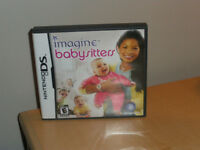 jeu DS Imagine Babysitters