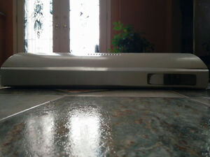 Used - in working condition range hood