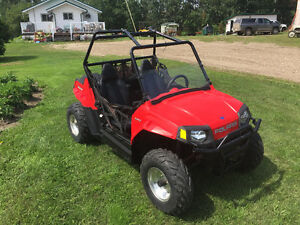 Kids Polaris RZR 170 side by side