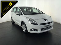 2012 PEUGEOT 5008 ACTIVE HDI 7 SEATS 1 OWNER SERVICE HISTORY FINANCE PX