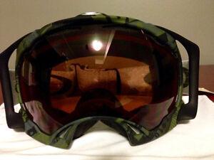 Oakley Splice Snow Goggle (NEW) - Ski & Snowboard Goggles Strathcona County Edmonton Area image 1