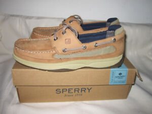 """Men's Size 7 (Sperry Top-Slider) Deck Shoes """"NEW"""""""