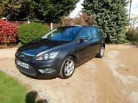 CHEAP CAR - 2008 08 FORD FOCUS 1.8 ZETEC 5D 125 BHP