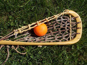 Vintage Wooden Lacrosse Sticks (2 remaining) London Ontario image 3
