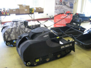 BRS BATTERY LTD HAS THE SNOWDOG UNITS IN STOCK FOR WINTER SEASON