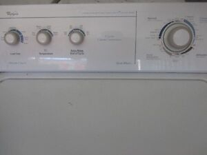 WHIRLPOOL WASHER VERY CLEAN