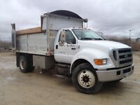 2006 Ford F-750 Diesel Dump truck Other