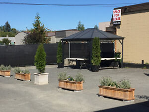 Commercial space now available