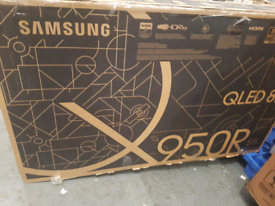 SAMSUNG 55 INCH Q950R QLED SMART NEW BOXED TV CALL 07550365232