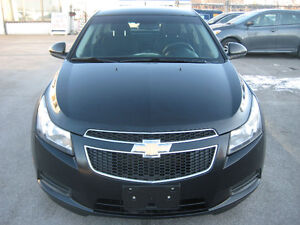 2012 Chevrolet Cruze LT Turbo w/1SA SedanCAR PROOF VERIFIED SAFE