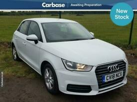image for 2018 Audi A1 1.6 TDI SE 5dr HATCHBACK Diesel Manual
