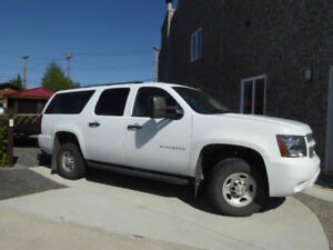 2011 CHEV SUBURBAN COMMERCIAL 2500 4WD