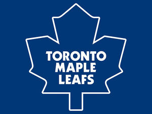 Toronto Maple Leafs Tickets - All Home Games - SAVE 10% NOW