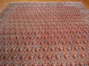 Persian Rug, Mood size 12.5 x 9.6 ft
