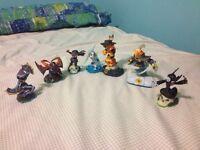 Skylanders Figurines for 1/3 of retail price!
