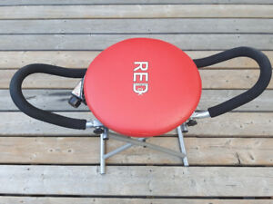 RED Fitness Stool
