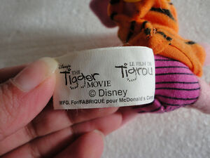 Disney The Tigger plush toy hanging London Ontario image 4