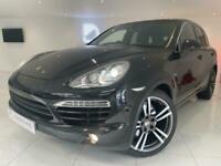 2012 Porsche Cayenne 3.0 TD Tiptronic S AWD 5dr SUV Diesel Automatic