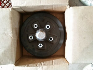 Electric brake hub kit 3500lb $100