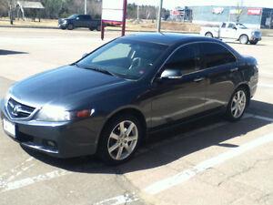 2005 Acura TSX Premium Re-Posting add