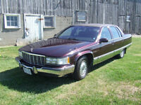 1993 Cadillac Fleetwood Minty New Price