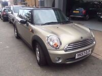 Mini Cooper Automatic 59,000Miles Excellent Car Mint Condition