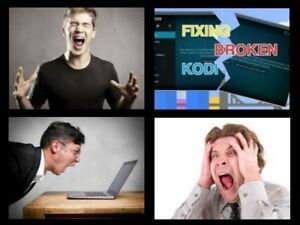 KODI BOX DOWN? :Learn to FIX-IT-YOURSELF! TWO HR. PRIVATE CLASS