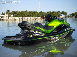 Kawasaki ultra 310LX 3places 2014