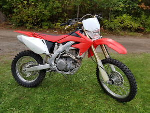 Trade for two stroke