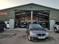 2006 BMW 120 2.0TD MANUAL DIESEL GREY E87