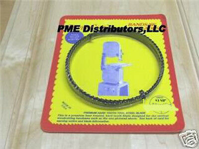 38 4 Tooth Bandsaw Blade 93.5 Length Fits Delta Type Bandsaw