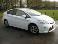 2013 62 REG Toyota Prius 1.8 ( 134bhp ) CVT T3 Hybrid (SOLD)