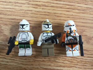Lego Star Wars People