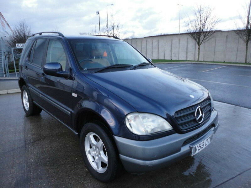 1999 mercedes benz ml 320 7 passenger suv used cars for Mercedes benz 7 seater suv