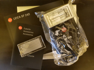 Leica SF 24D Flash