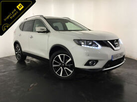2014 64 NISSAN X-TRAIL N-TEC DCI DIESEL 1 OWNER SERVICE HISTORY FINANCE PX
