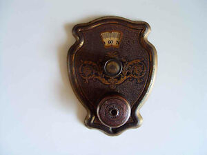 Radio Station Selector for Antique Radio from the 1920's
