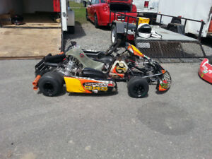 Kart CRG DD2 2009